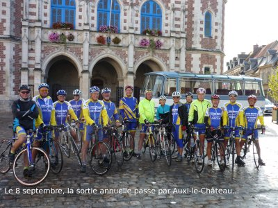 Le club cyclo